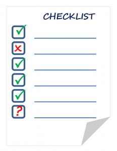 rasierhobel test checklist